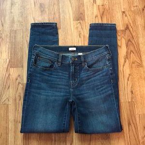 J. Crew Stretch Skinny Jeans Size 26 💕